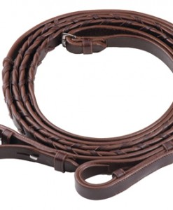 HDR Pro Extra Long Flat Laced Reins
