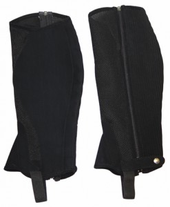 Airflow Synthetic Half Chaps Child