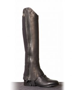 Chaps with the versatility for all types of riders and all forms of equestrian activities.