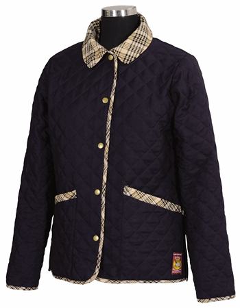 Baker Country Quilted Jacket Queenside Tack